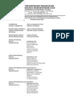 Surat Sk Kepengurusan PEMA