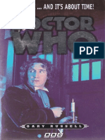 BBC Doctor Who the Movie (Gary Russell) A