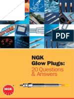 Glow Plugs 20 QAs