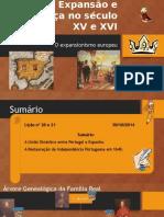 PowerPoint Paulo Mendes 2 RegÊncia