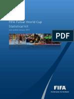 statistical kit futsal