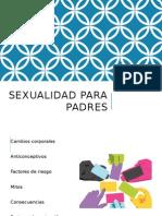 Sexualidad Para Padres