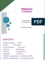 PPT cystitis.pptx