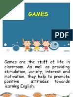 Games Presentation