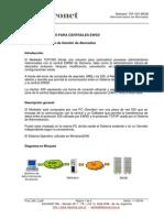 MEDIADOR TCP-X25 PARA CENTRALES EWSD