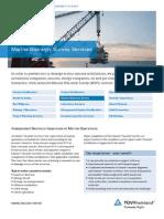 Marine Warranty Survey