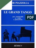 Le Grand Tango (Piano)