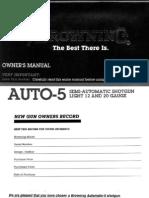 Browning Auto5Lite