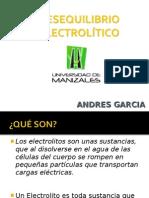Trastornos Electroliticos Andres Garcia