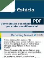 Marketing Pessoal II