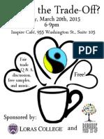 fair trade invite
