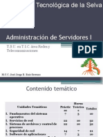 Administración de Servidores I