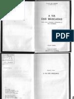 185205484 LEVI STRAUSS Claude a via Das Mascaras