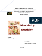 Obesidad Carmen Marcano