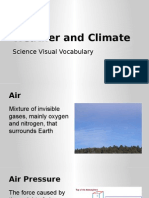 crystal weather and climate visual vocabulary