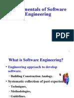 Software Engineering Slide 1