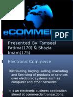 E Commerce Presentation.ppt