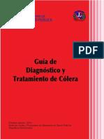 Guia de Diagnostico y Tratamiento de Colera