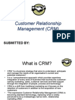 Customer Relationship Management-PPT