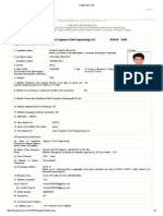 Registration Slip