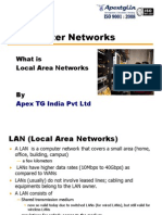What is Local Area Network - LAN