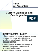 13 Current Liabilities