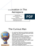 Innovation in Aircraft