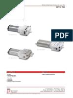 Rotary Diaphragm Pumps for Gas / Air. Schwarzer Precision Miniture Gas Pumps and Air Pumps