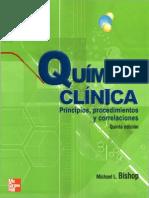 Bioquimica clinica- Principios, Procedimientos y Correlaciones, Quinta edicion