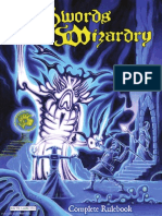 Swords and Wizardry Complete Rule Book (6861327)