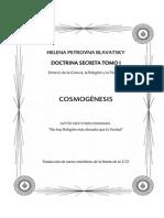 Blavatsky, Helena - La Doctrina Secreta I