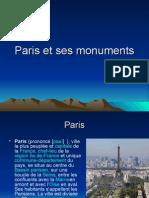 Le Paris Monuments