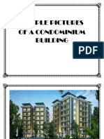 Sample Pictures of a Condominium Building