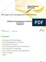 IL1 Call Management Introduction