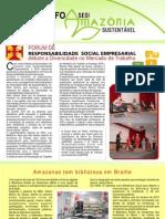 Edição nº 12 Dezembro/2009 SESI Responsabilidade Social
