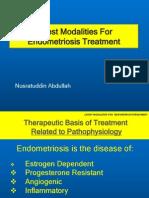FINAL PRESENTATION Latest Modalities in Endometriosis Treatment -3