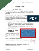 fútbol 6º