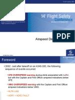 Airspeed Discrepancy