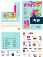 Programme of Events 2015