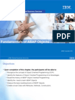02 Fundamentals of ABAP Objects