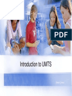 Introduction to 3G UMTS