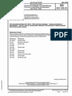 DIN ISO 128-23, Technische Zeichnungen - Allgemeine Grundlagen Der Darstellung - Linien in Zeichn