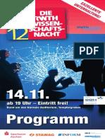 5vor12 - Das Programm