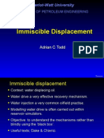 SC RE Chap18- Immiscible Displ.