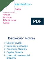 e Economic Factors