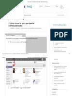 Como Inserir Um Vendedor...Do – OpenerpCloud _ FAQ