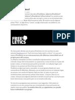 Qué Es Freeletics