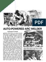 Auto Arc Welder http://www.DangerousBumperStickers.com