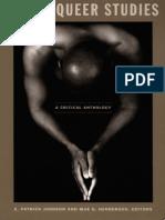 Black Queer Studies