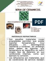 DIAPOSITIVAS DE LA EXPOSICION  DE REFRACTARIOS.ppt